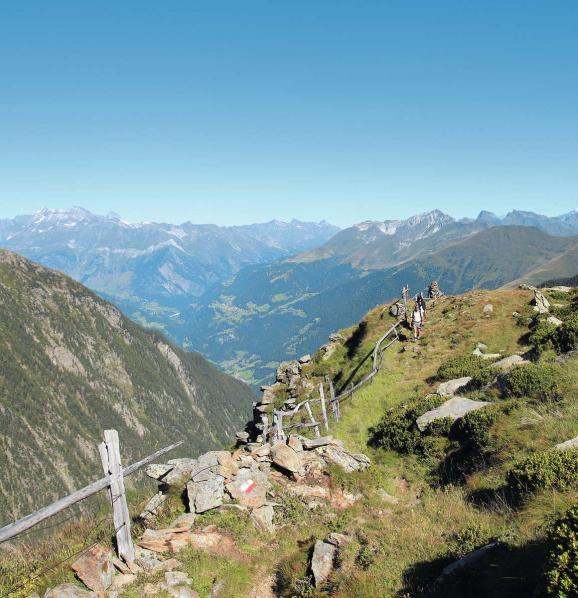 Hiking excursion - Holidays in Merano