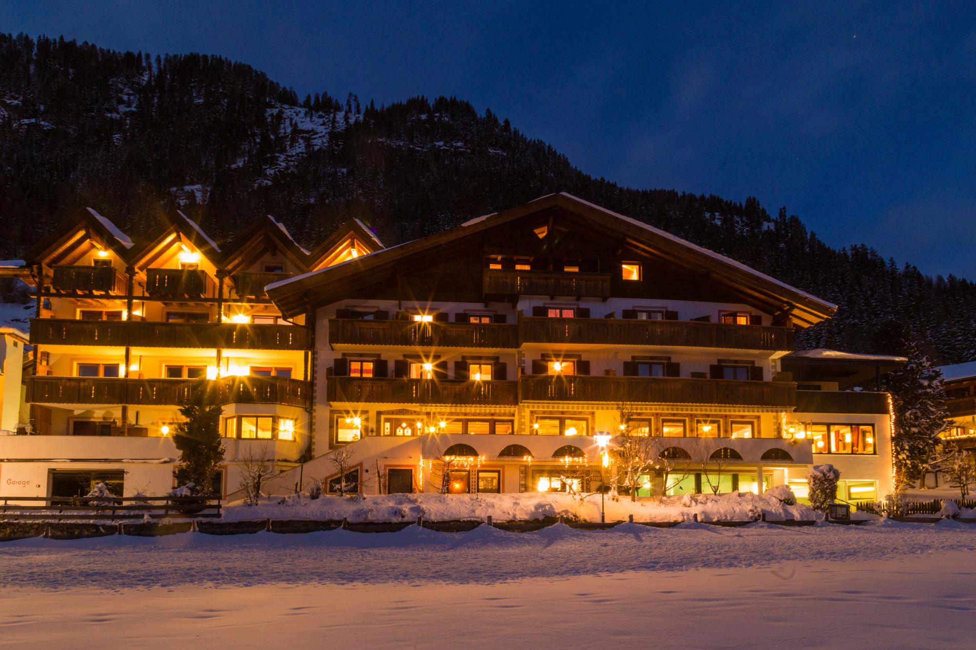 Urlaub Im Hotel Alpenland In Sudtirol